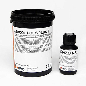 Фотоэмульсия Kiwo Azocol Poly-Plus S